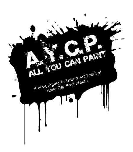 Logo All you can paint